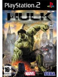 SEGA The Incredible Hulk (PS2)