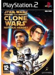 LucasArts Star Wars The Clone Wars Republic Heroes (PS2)