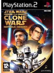 LucasArts Star Wars The Clone Wars Republic Heroes (PS2)