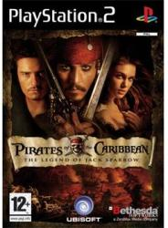 Bethesda Pirates of the Caribbean The Legend of Jack Sparrow (PS2)