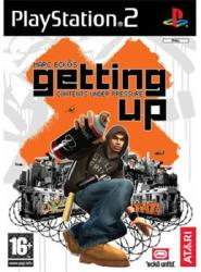 Atari Marc Ecko's Getting Up Contents Under Pressure (PS2)