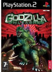 Atari Godzilla Unleashed (PS2)