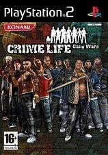 Konami Crime Life: Gang Wars (PS2)