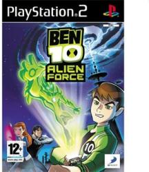 D3 Publisher Ben 10 Alien Force (PS2)