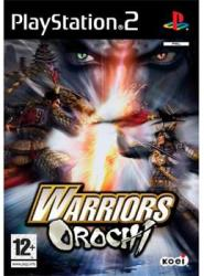 Koei Warriors Orochi (PS2)