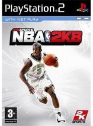 Take-Two Interactive NBA 2K8 (PS2)