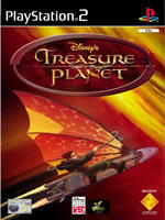 Disney Treasure Planet (PS2)