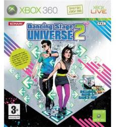 Konami Dancing Stage Universe 2 (Xbox 360)