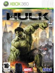 SEGA The Incredible Hulk (Xbox 360)