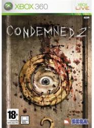 SEGA Condemned 2 Bloodshot (Xbox 360)