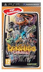 Capcom Darkstalkers Chronicle The Chaos Tower (PSP)
