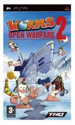 THQ Worms Open Warfare 2 (PSP)