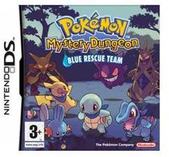 Nintendo Pokémon Mystery Dungeon Blue Rescue Team (Nintendo DS)