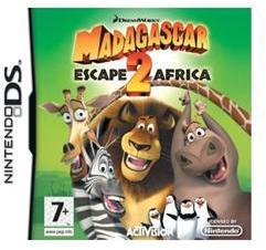 Activision Madagascar Escape 2 Africa (Nintendo DS)
