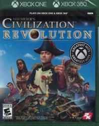 2K Games Sid Meier's Civilization Revolution (Xbox 360)