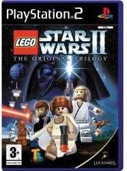 LucasArts LEGO Star Wars II The Original Trilogy (PS2) Játékprogram