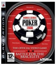 Activision World Series of Poker 2008 Battle for the Bracelets (PS3)