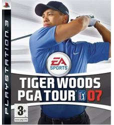 Electronic Arts Tiger Woods PGA Tour 07 (PS3)