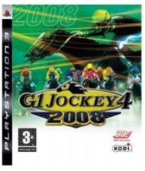 Koei G1 Jockey 4 2008 (PS3)