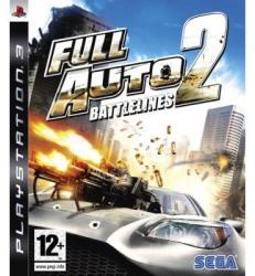 SEGA Full Auto 2 Battlelines (PS3)