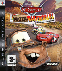 THQ Cars Mater National Championship (PS3)