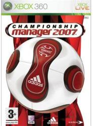 Eidos Championship Manager 2007 (Xbox 360)