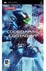 Konami Coded Arms Contagion (PSP)