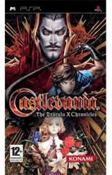 Konami Castlevania The Dracula X Chronicles (PSP)
