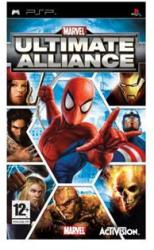 Activision Marvel Ultimate Alliance (PSP)