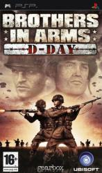 Ubisoft Brothers in Arms D-Day (PSP)