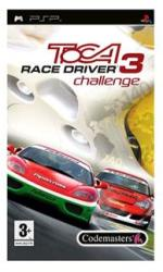 Codemasters TOCA Race Driver 3 Challenge (PSP)