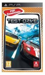 Atari Test Drive Unlimited (PSP)