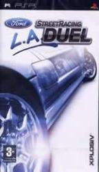 Eidos Ford Street Racing L.A. Duel (PSP)