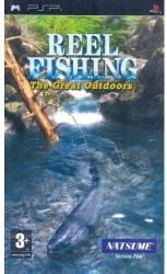 Natsume Reel Fishing The Great Outdoors (PSP)
