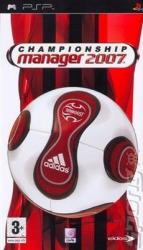 Eidos Championship Manager 2007 (PSP)