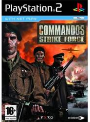 Eidos Commandos Strike Force (PS2)