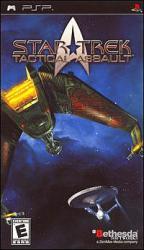 Bethesda Star Trek Tactical Assault (PSP)