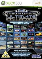 SEGA Mega Drive Ultimate Collection (Xbox 360)