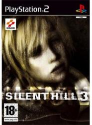 Konami Silent Hill 3 (PS2)