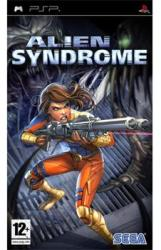 SEGA Alien Syndrome (PSP)