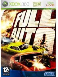 SEGA Full Auto (Xbox 360)