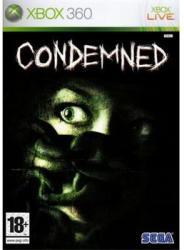 SEGA Condemned Criminal Origins (Xbox 360)