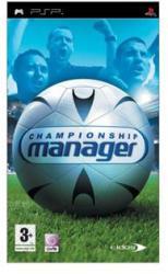 Eidos Championship Manager (PSP)