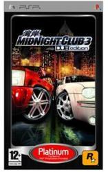 Rockstar Games Midnight Club 3 DUB Edition (PSP)