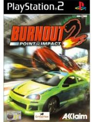 Acclaim Burnout 2 Point of Impact (PS2)