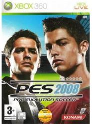 Konami PES 2008 Pro Evolution Soccer (Xbox 360)