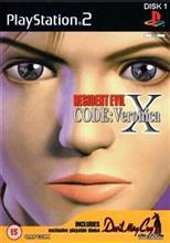 Capcom Resident Evil Code: Veronica X (PS2)