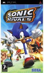 SEGA Sonic Rivals (PSP)