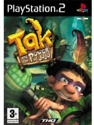 THQ Tak and the Power of JuJu (PS2)