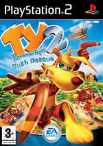 Electronic Arts Ty the Tasmanian Tiger 2: Bush Rescue (PS2)